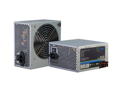 Inter-Tech Coba CES-350B 80+ - Stromversorgung (intern) - ATX12V 2.3 - 80 PLUS Bronze - Wechselstrom 115/230 V - 350 Watt