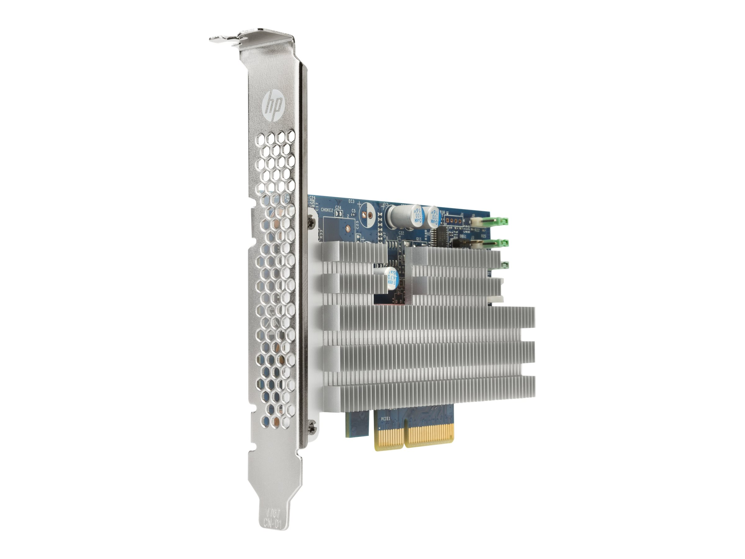 HP Z Turbo Drive G2 - Solid-State-Disk - 256 GB - intern - PCI Express 3.0 x4 - für Workstation Z230