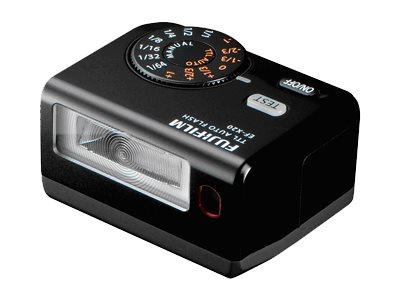Fujifilm EF-X20 - Blitzgerät - 20 (m) - für GFX 50; X Series X100, X70, X-A3, X-A5, X-E3, X-H1, X-Pro2, X-T100, X-T2, X-T20, X-T