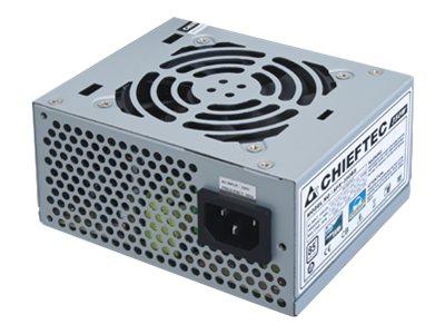 Chieftec Smart Series SFX-350BS - Stromversorgung (intern) - SFX12V 2.3 - Wechselstrom 230 V - 350 Watt - aktive PFC