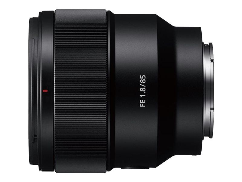 Sony SEL85F18 - Teleobjektiv - 85 mm - f/1.8 - Sony E-mount