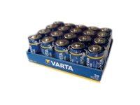 Varta Industrial - Batterie 20 x LR14 / C Typ - Alkalisch - 7800 mAh
