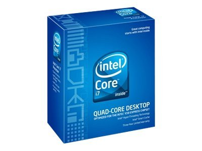 Intel Core i7 920 - 2.66 GHz - 4 Kerne - 8 Threads - 8 MB Cache-Speicher - LGA1366 Socket