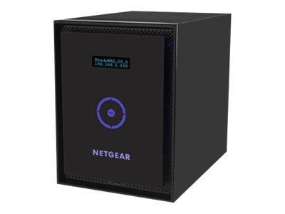 NETGEAR ReadyNAS 316 RN31664E - NAS-Server - 6 Schächte - 24 TB - SATA 3Gb/s - HDD 4 TB x 6