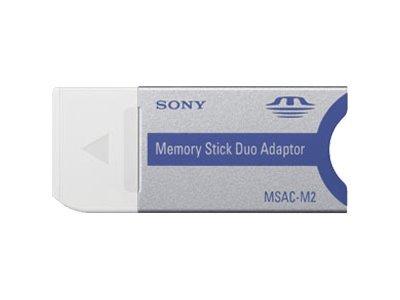 Sony MSAC-M2NO - Kartenadapter (MS Duo, MS PRO Duo) - Memory Stick
