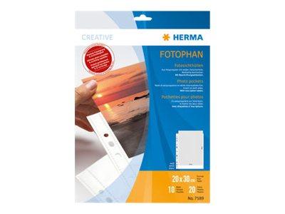 HERMA Fotophan - Hülle x 10