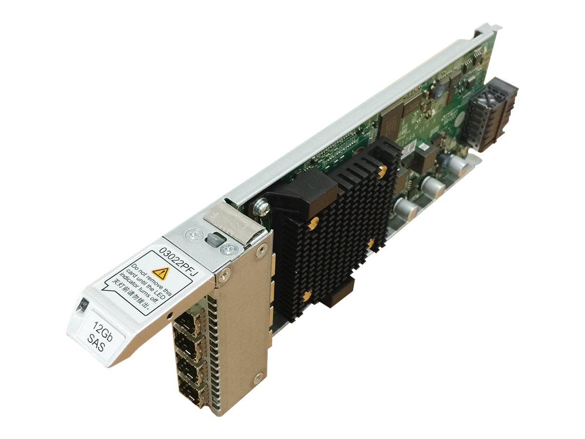 Huawei - Speicher-SAS-Buserweiterung - SAS 12Gb/s - 12 Gbit/s - für OceanStor 5300 V3, 5800 V3