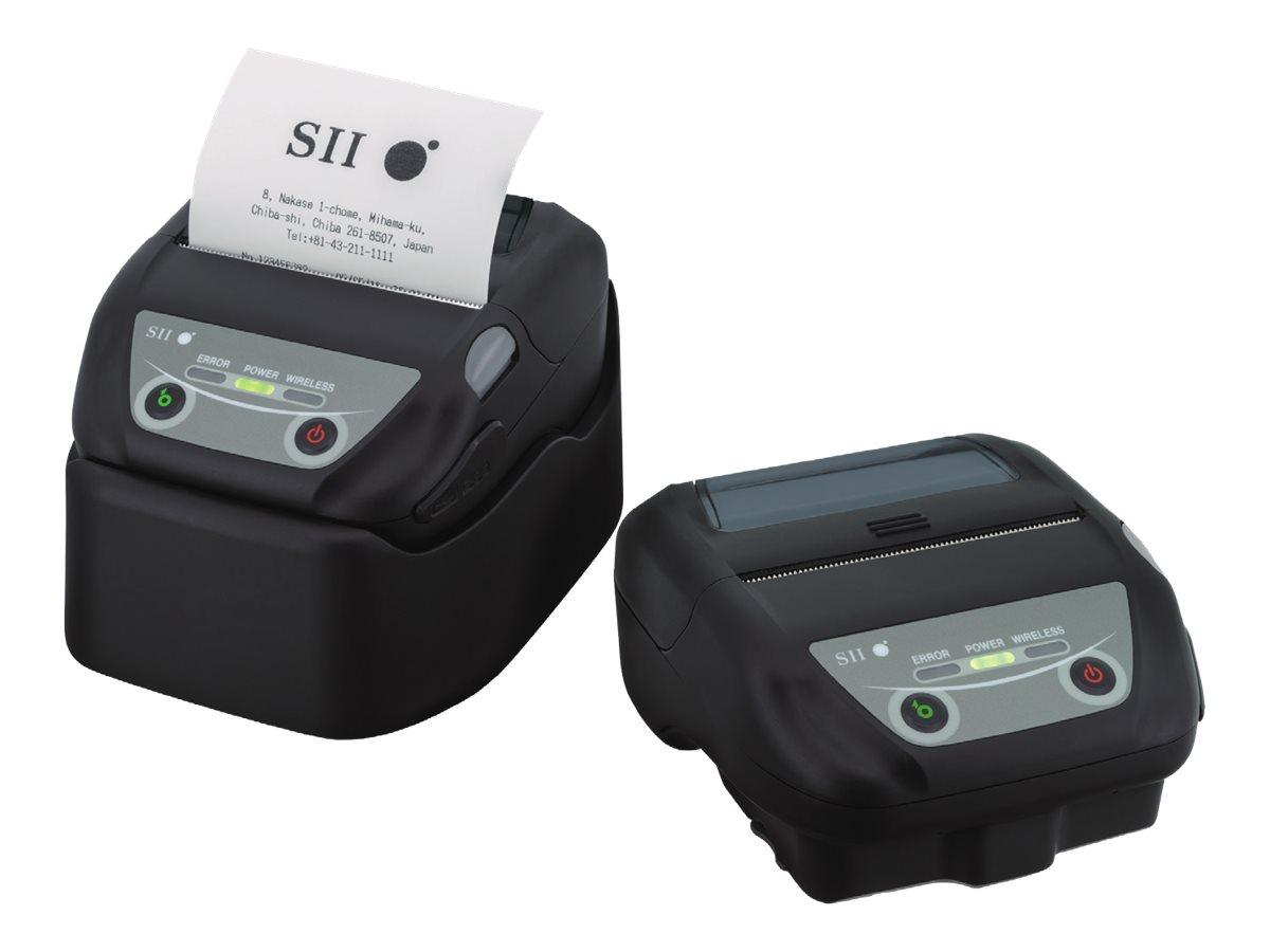 Seiko Instruments MP-B30 - Etikettendrucker - Thermozeile - 8 cm Rolle - bis zu 127 mm/Sek. - USB, Bluetooth