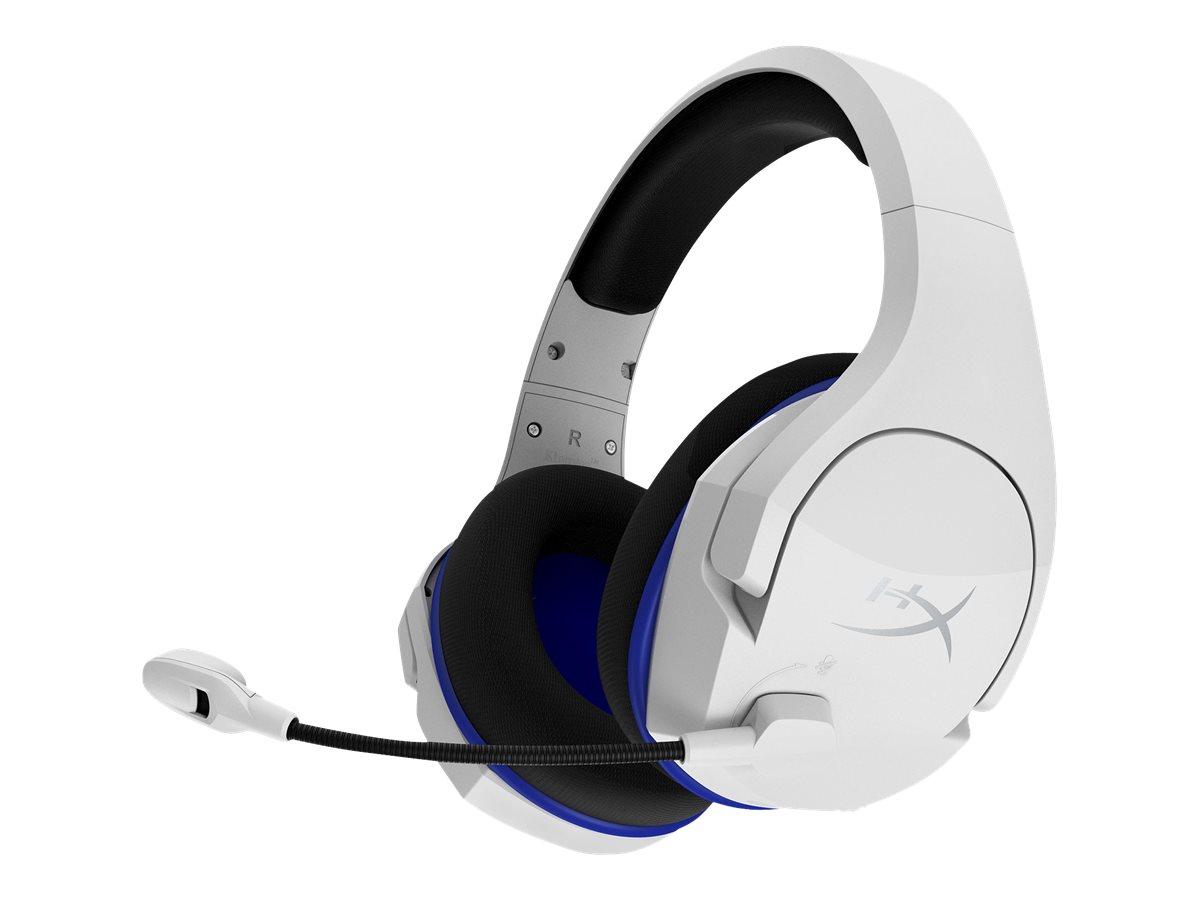 HyperX Cloud Stinger Core - Headset - ohrumschliessend - 2,4 GHz - kabellos - für Sony PlayStation 4, Sony PlayStation 4 Pro, So