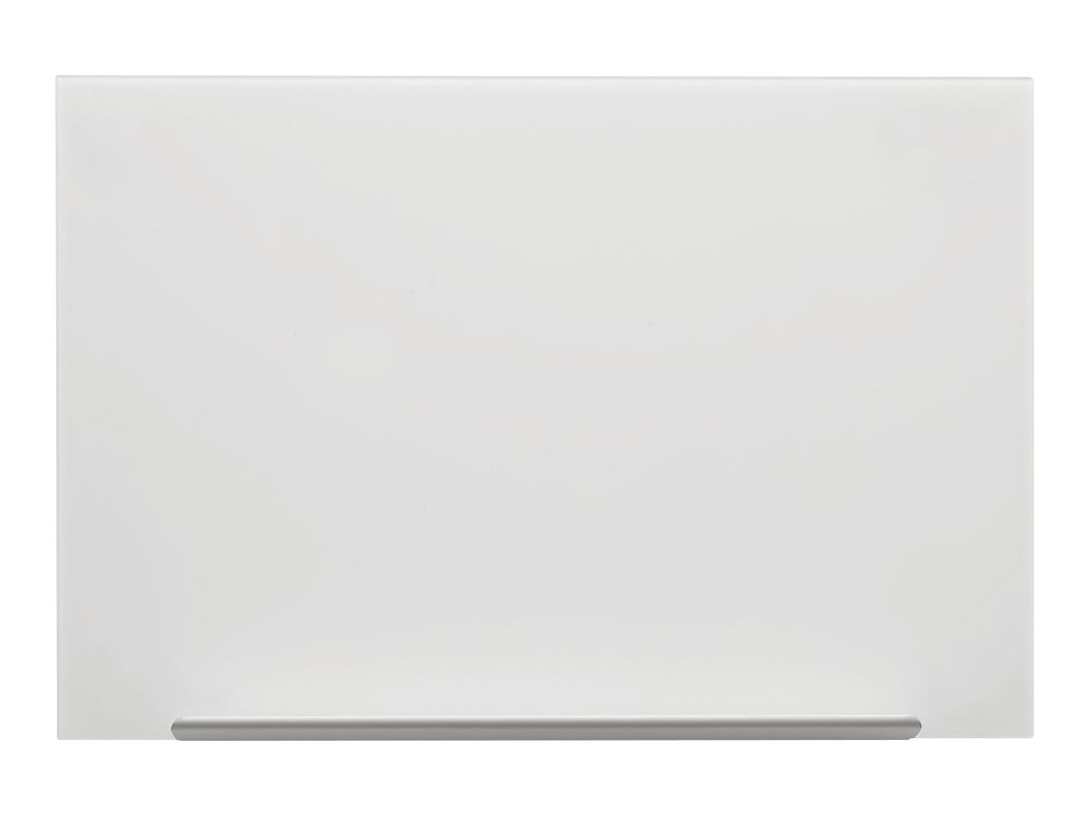Nobo Diamond - Whiteboard - geeignet für Wandmontage - 677 x 381 mm - Temperglas - magnetisch