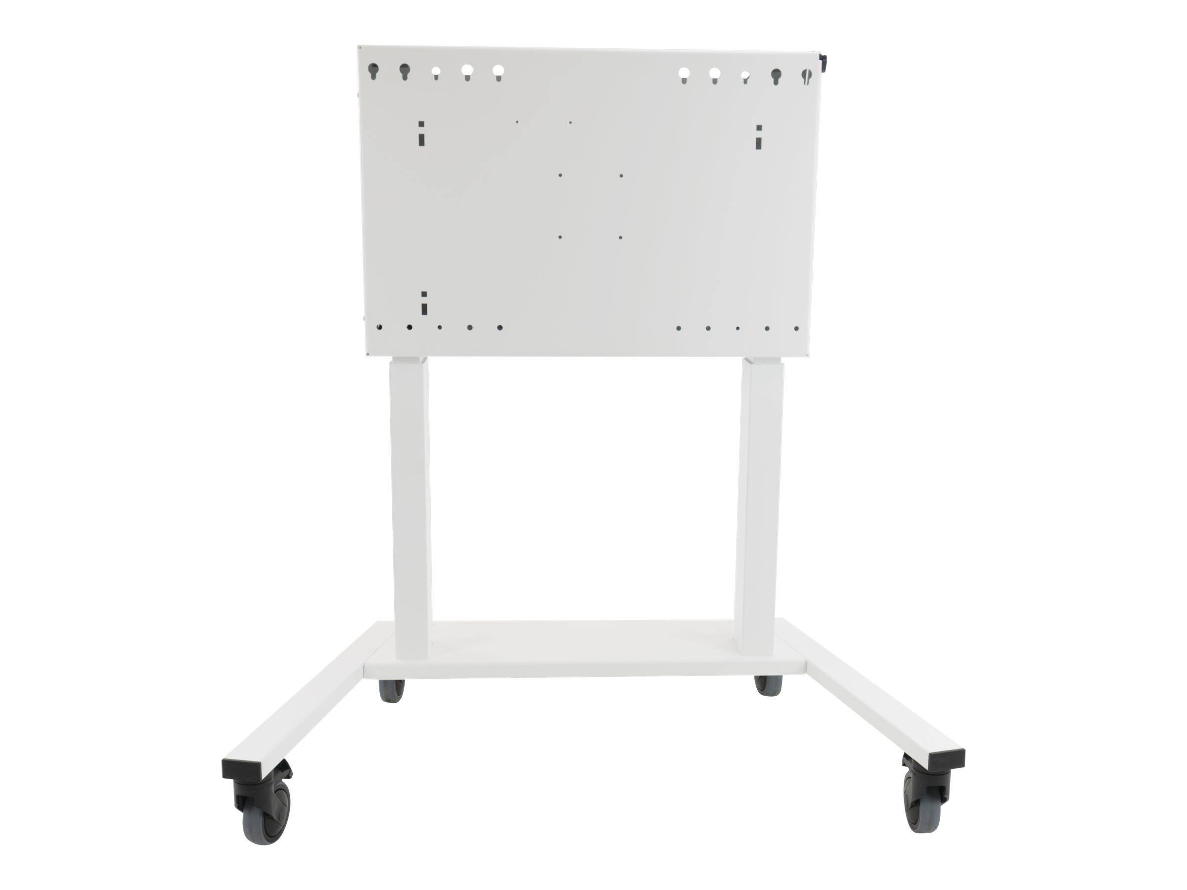 Smart - Wagen für LCD-/Plasmafernseher (motorisiert) - verriegelbar - Stahl (65