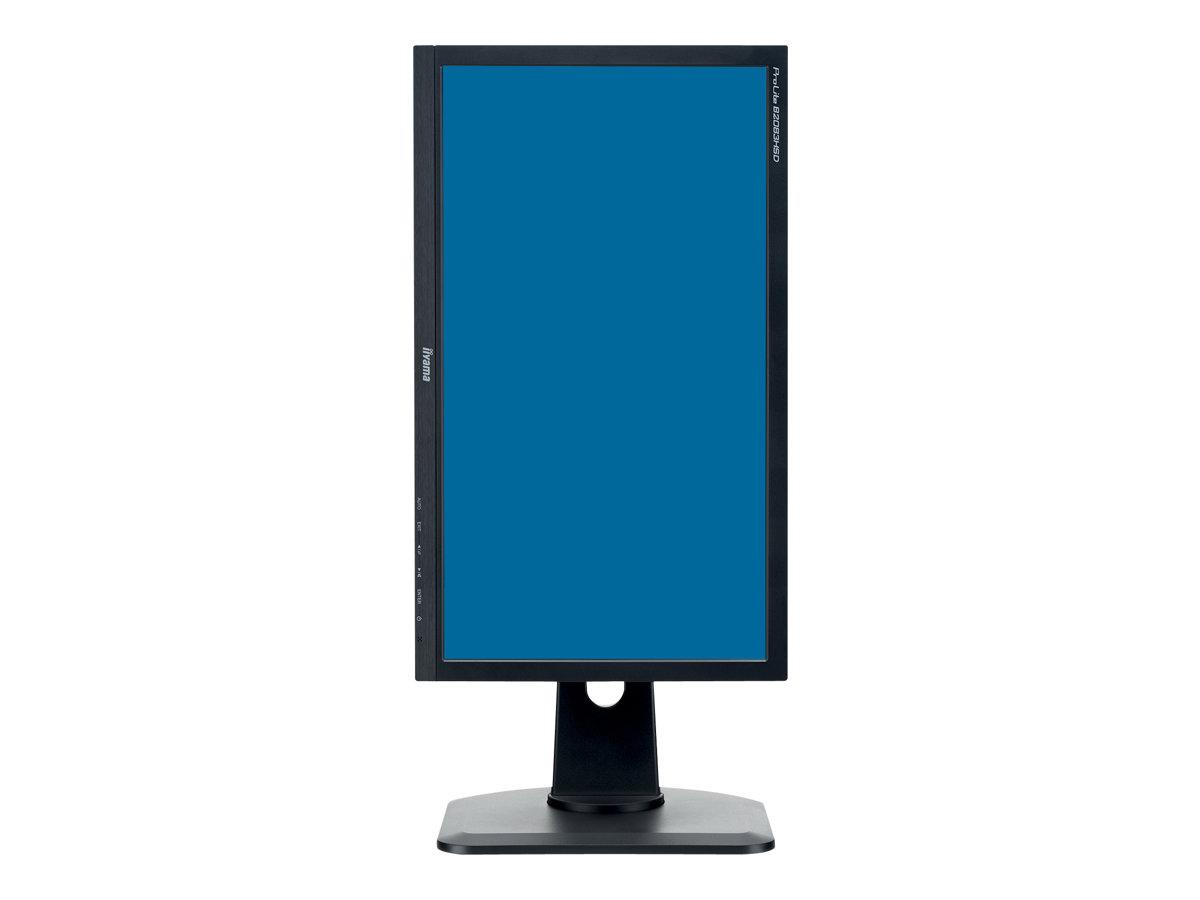 iiyama ProLite B2083HSD-1 - LED-Monitor - 50.8 cm (20