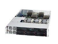 Supermicro A+ Server 2042G-6RF - Server - Rack-Montage - 2U - vierweg - RAM 0 MB