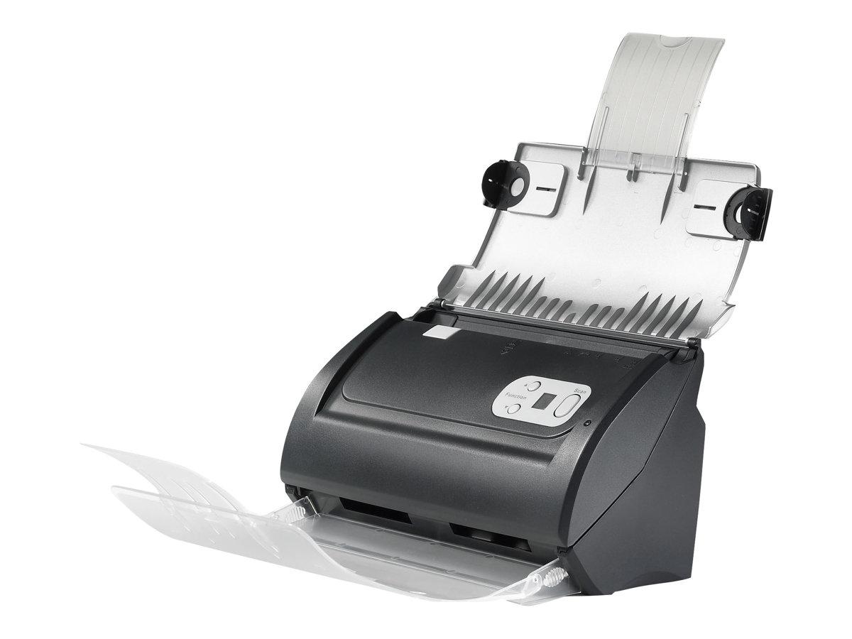 Plustek SmartOffice PS286 Plus - Dokumentenscanner - Duplex - 220 x 356 mm - 600 dpi x 600 dpi - bis zu 25 Seiten/Min. (einfarbi