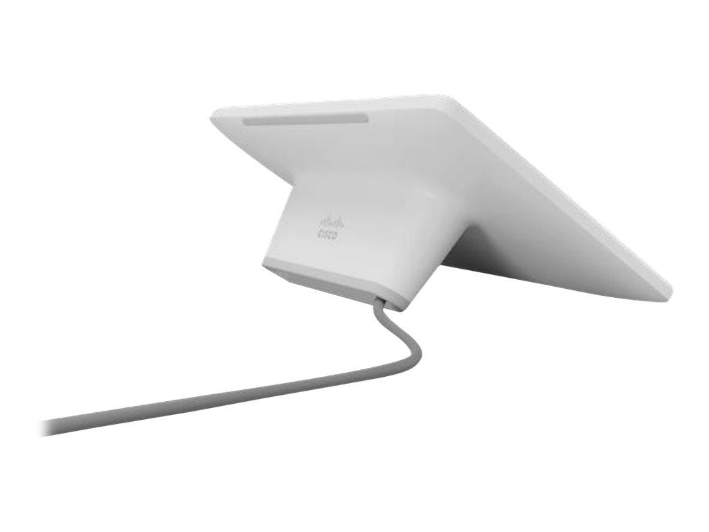 Cisco Webex Room Navigator - Table stand version - Videokonferenzsystem-Fernsteuerung - Anzeige - LCD - 25.7 cm (10.1