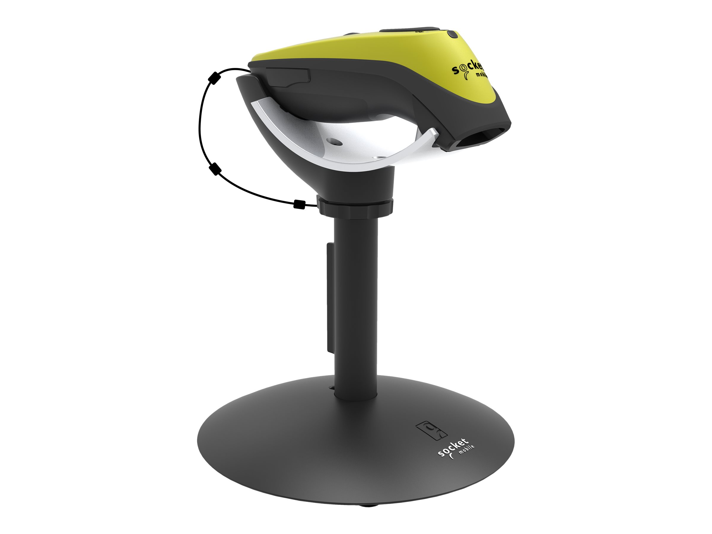 DuraScan D740 - With charging stand - Barcode-Scanner - tragbar - Linear-Imager - decodiert