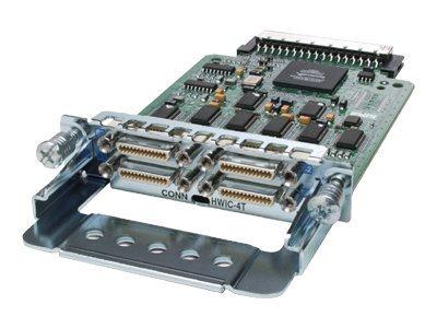 Cisco High-Speed - Erweiterungsmodul - HDLC, RS-232, PPP, RS-530, X.21, V.35, RS-449, SLIP, RS-530A - 4 Anschlüsse - für Cisco 2