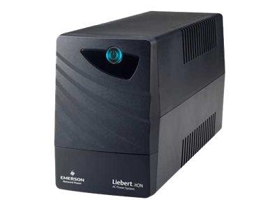 Liebert itON LI32101CT00 - USV - Wechselstrom 220-240 V - 240 Watt - 400 VA 4.5 Ah - Ausgangsanschlüsse: 2