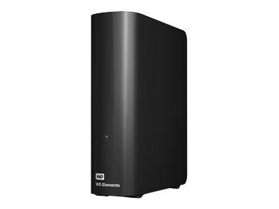 WD Elements Desktop WDBWLG0140HBK - Festplatte - 14 TB - extern (Stationär) - USB 3.0
