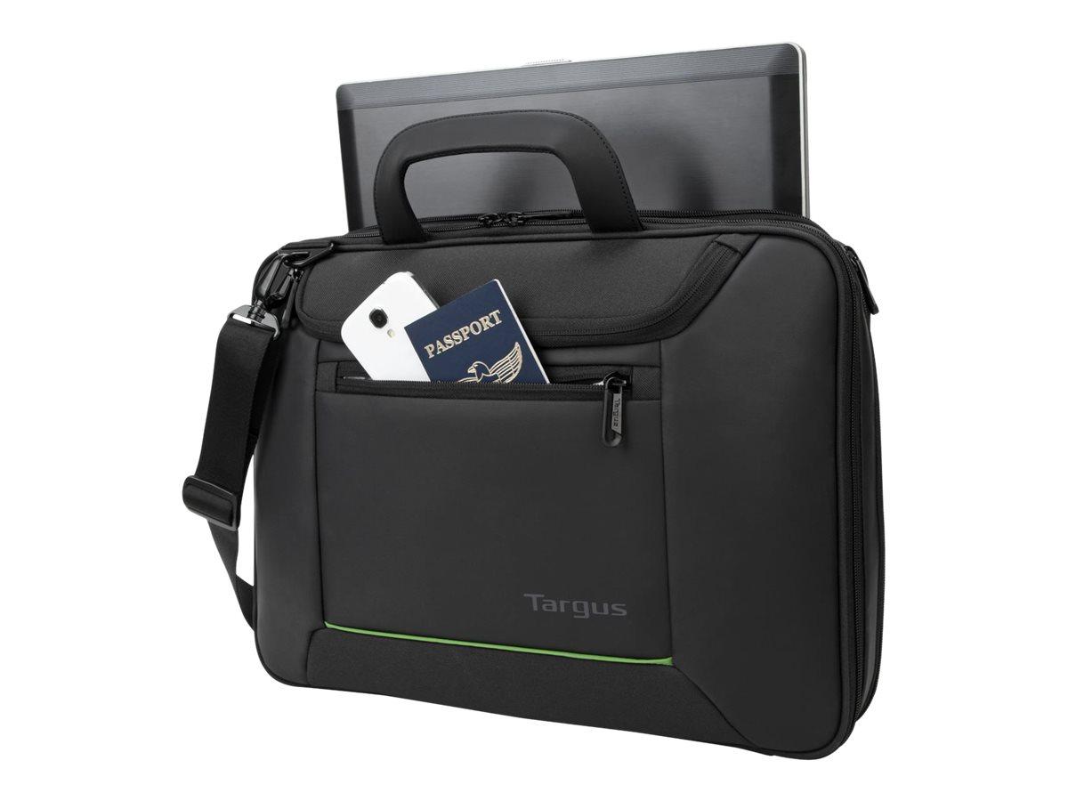 Targus Balance EcoSmart Briefcase - Notebook-Tasche - 35.6 cm (14