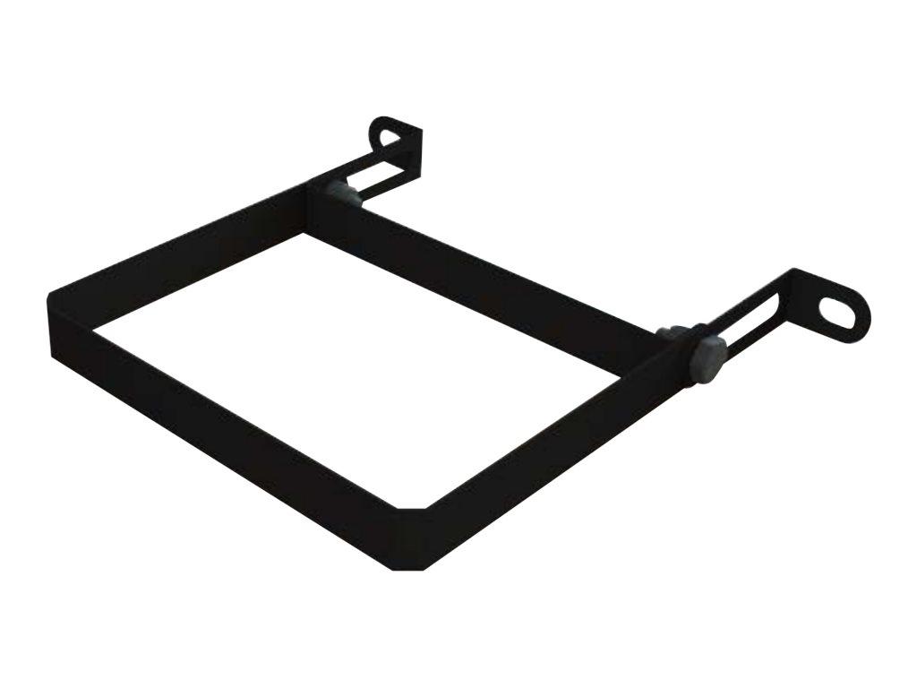 Vogel's PFA 9134 - Montagekomponente (Wandbefestigung) für motorbetriebener Display-Lift - Schwarz