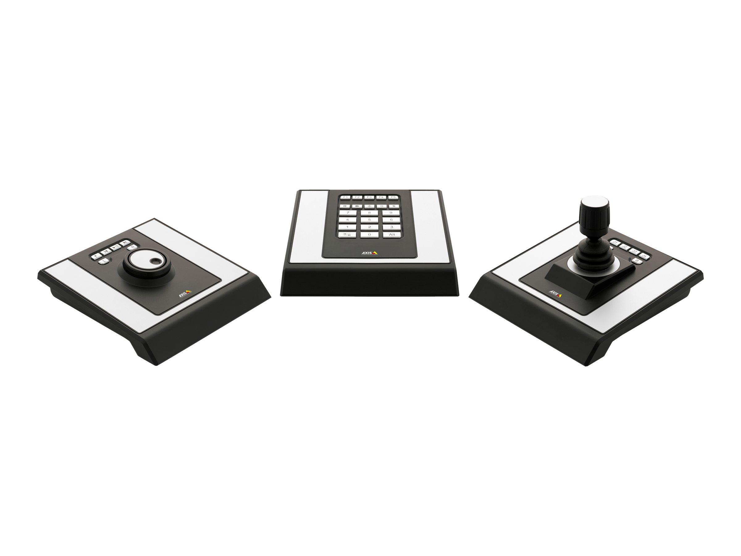 AXIS T8310 Video Surveillance Control Board - Tastenfeld - hinterleuchtet - USB