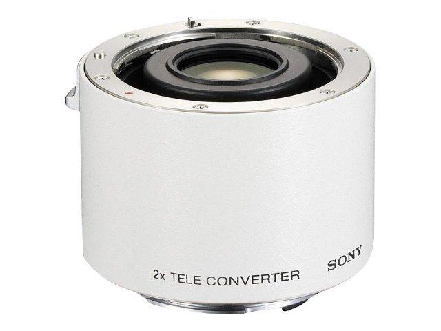Sony SAL20TC - Konverter - Sony A-type - für a DSLR-A100, A230, A300, A330, A350, A380, A500, A550, A700, A850, SLT-A57, A58, A6