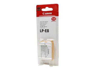 Canon LP-E8 - Batterie - Li-Ion - 1120 mAh