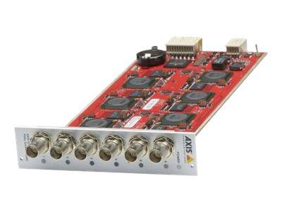 AXIS Q7436 Video Encoder Blade - Video-Server - 6 Kanäle