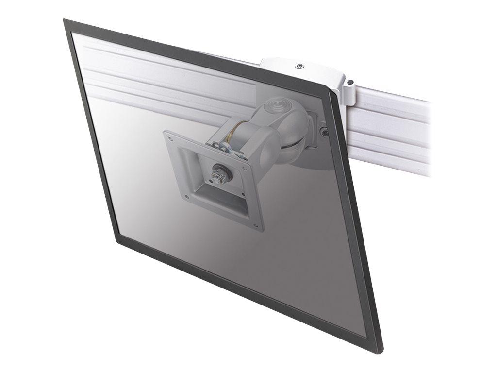NewStar FPMA-DTBW910 - Montagekomponente (Montage an Befestigungsleiste) für LCD-Display (full-motion) - Silber - Bildschirmgrös