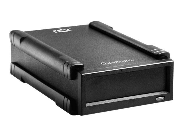 Quantum RDX - Laufwerk - RDX - SuperSpeed USB 3.0 - extern - Schwarz
