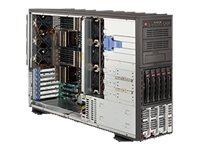 Supermicro A+ Server 4042G-72RF4 - Server - Tower - 4U - vierweg - RAM 0 MB