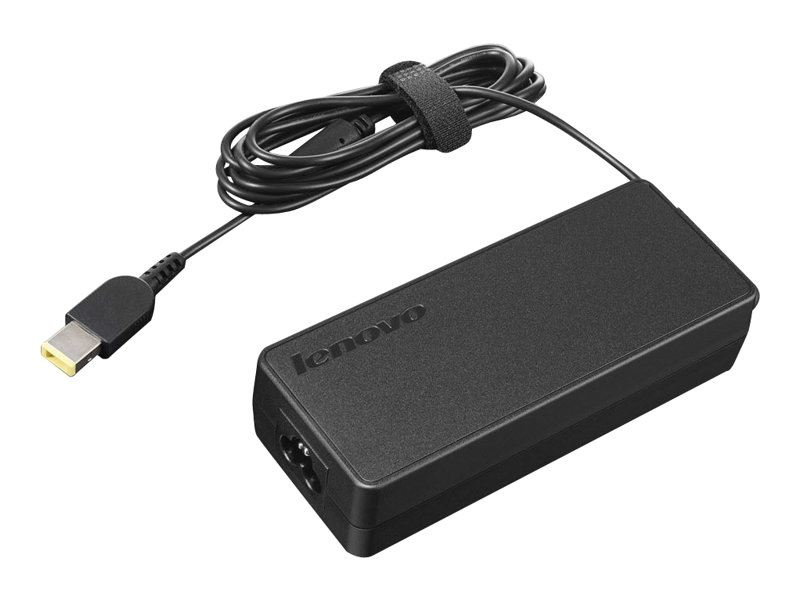 Lenovo ThinkPad 90W AC Adapter (Slim Tip) - Netzteil - Wechselstrom 100-240 V - 90 Watt - Schweiz - für 330-15; B40-30; B40-70;