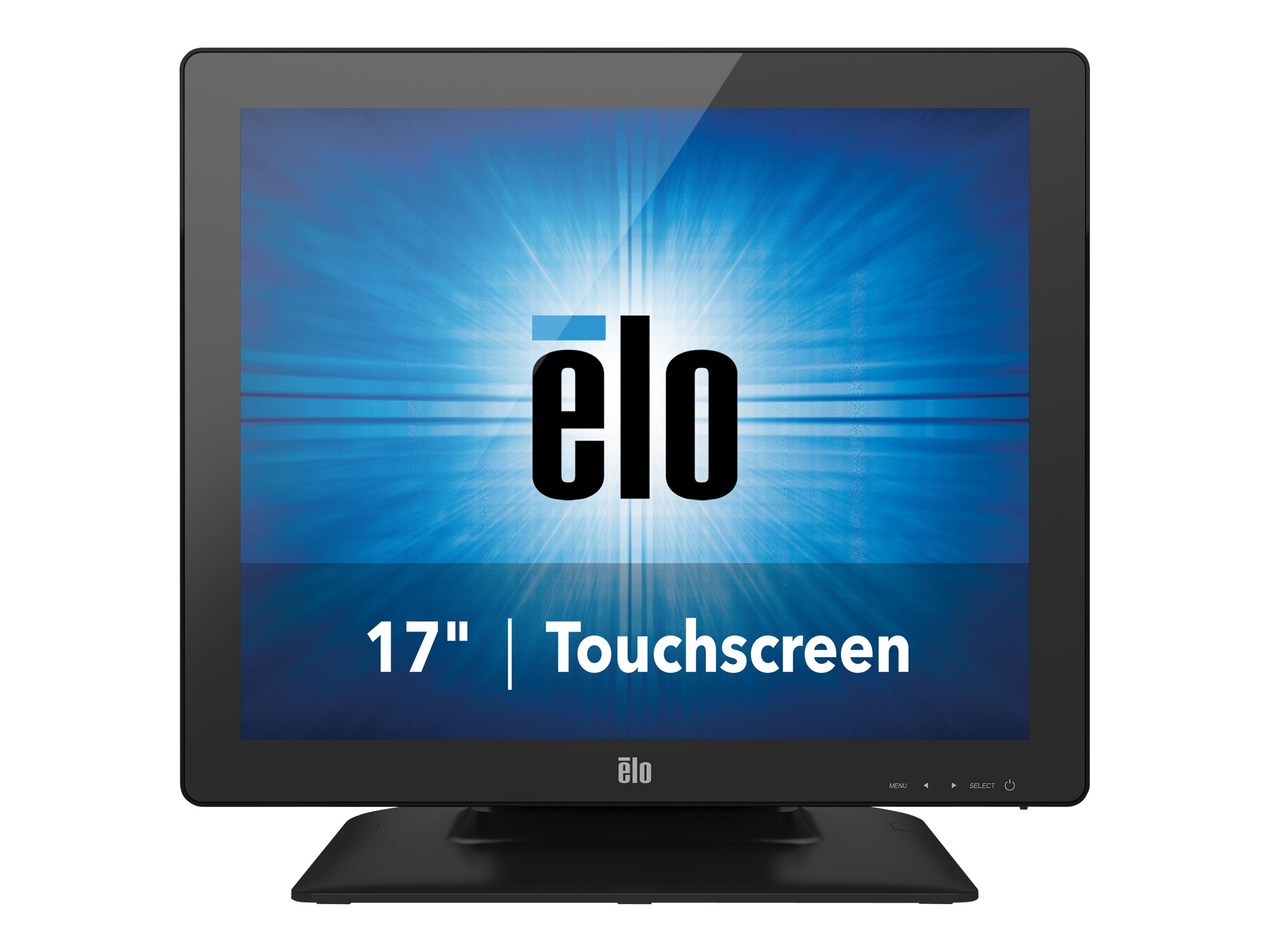 Elo Desktop Touchmonitors 1723L iTouch Plus - LED-Monitor - 43.2 cm (17