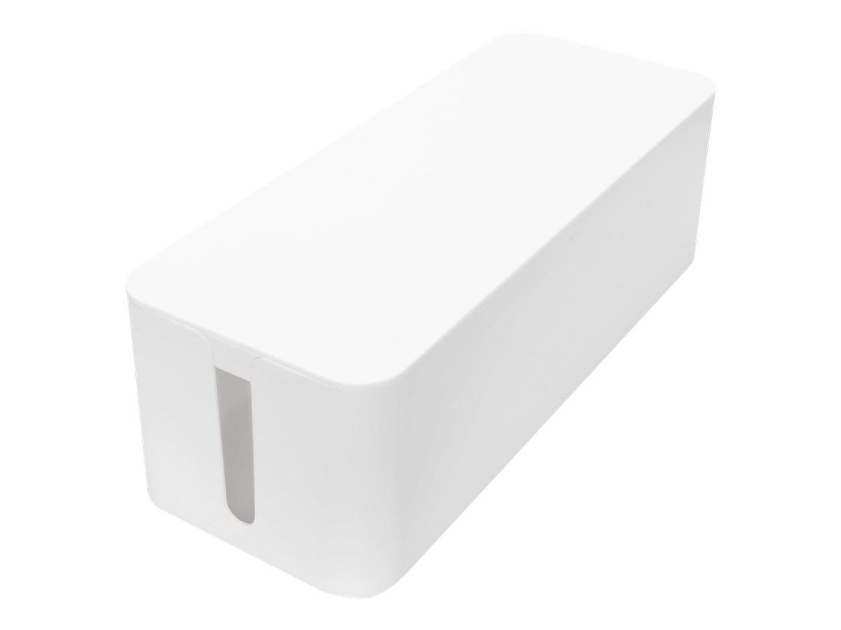 DIGITUS DA-90501 - Kabelmanagement-Box - weiss