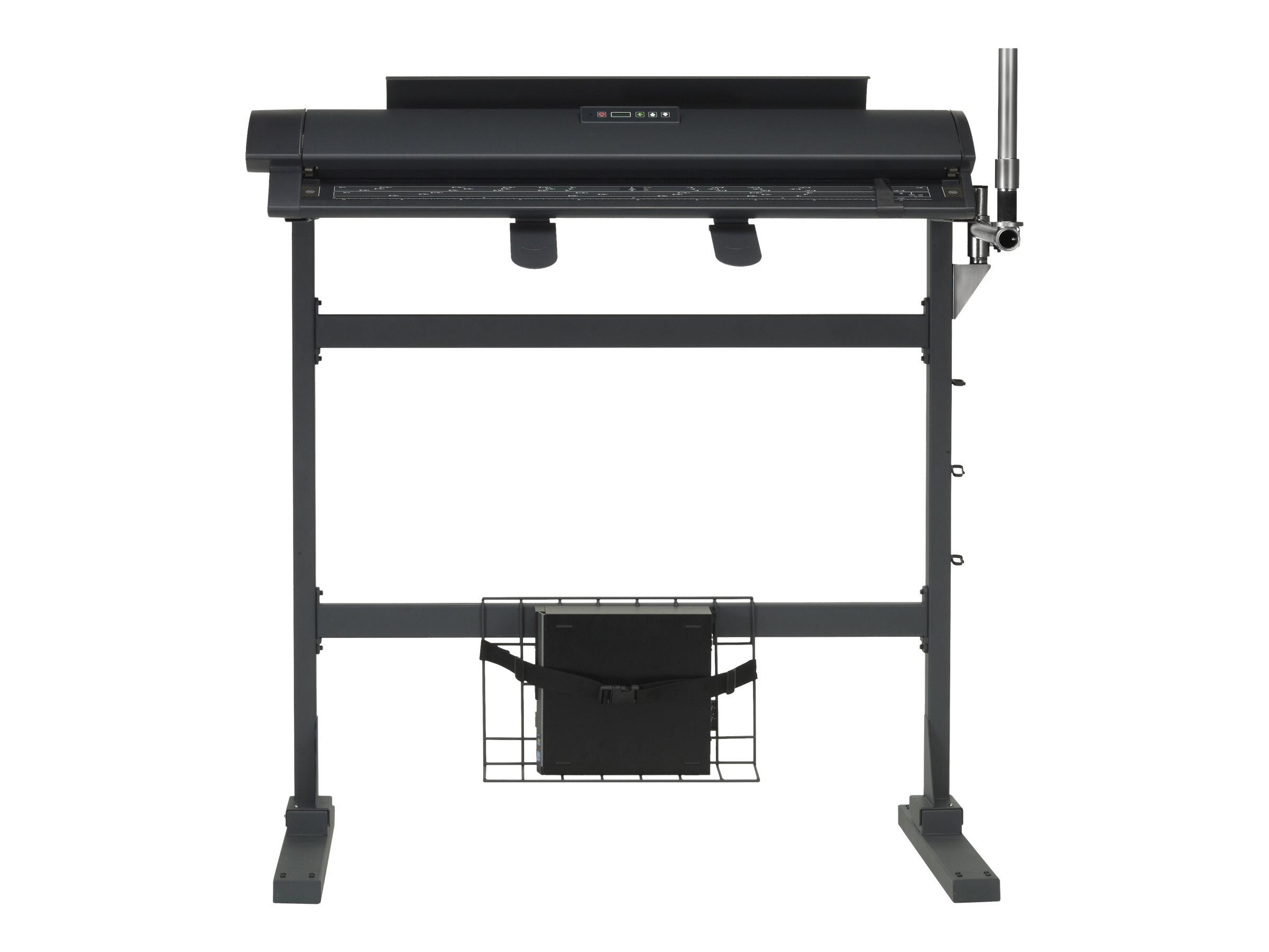 Colortrac M40 - Rollen-Scanner - Rolle 106,7 cm - 1200 dpi - mit All-in-One PC Display - für imagePROGRAF iPF670