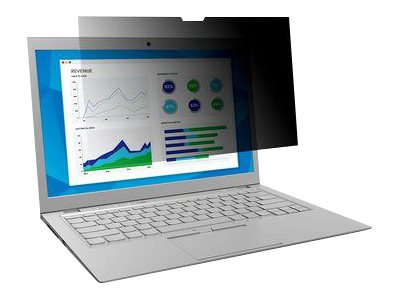 3M Blickschutzfilter for Dell Latitude 7480 - Blickschutzfilter für Notebook - 35,6 cm Breitbild (14