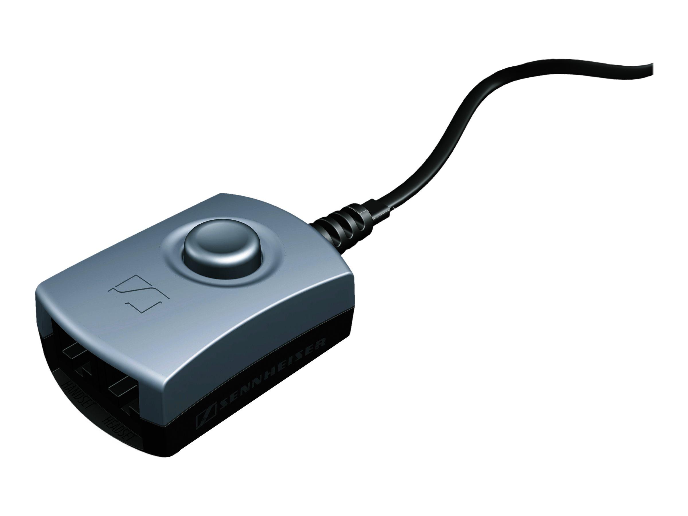 EPOS I SENNHEISER UI 710 - Umschalter für Headset, Tischtelefon