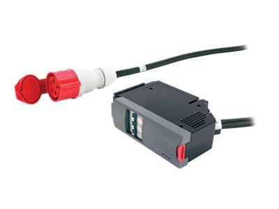 APC IT Power Distribution Module - Sicherungsautomat (Plug-In-Modul) - Wechselstrom 400 V - 3 Phasen - Ausgangsanschlüsse: 1 - f