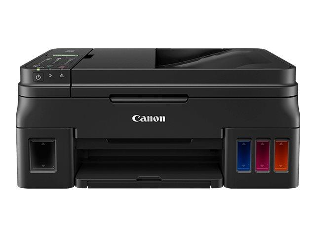 Canon PIXMA G4511 - Multifunktionsdrucker - Farbe - Tintenstrahl - A4 (210 x 297 mm), Legal (216 x 356 mm) (Original) - A4/Legal