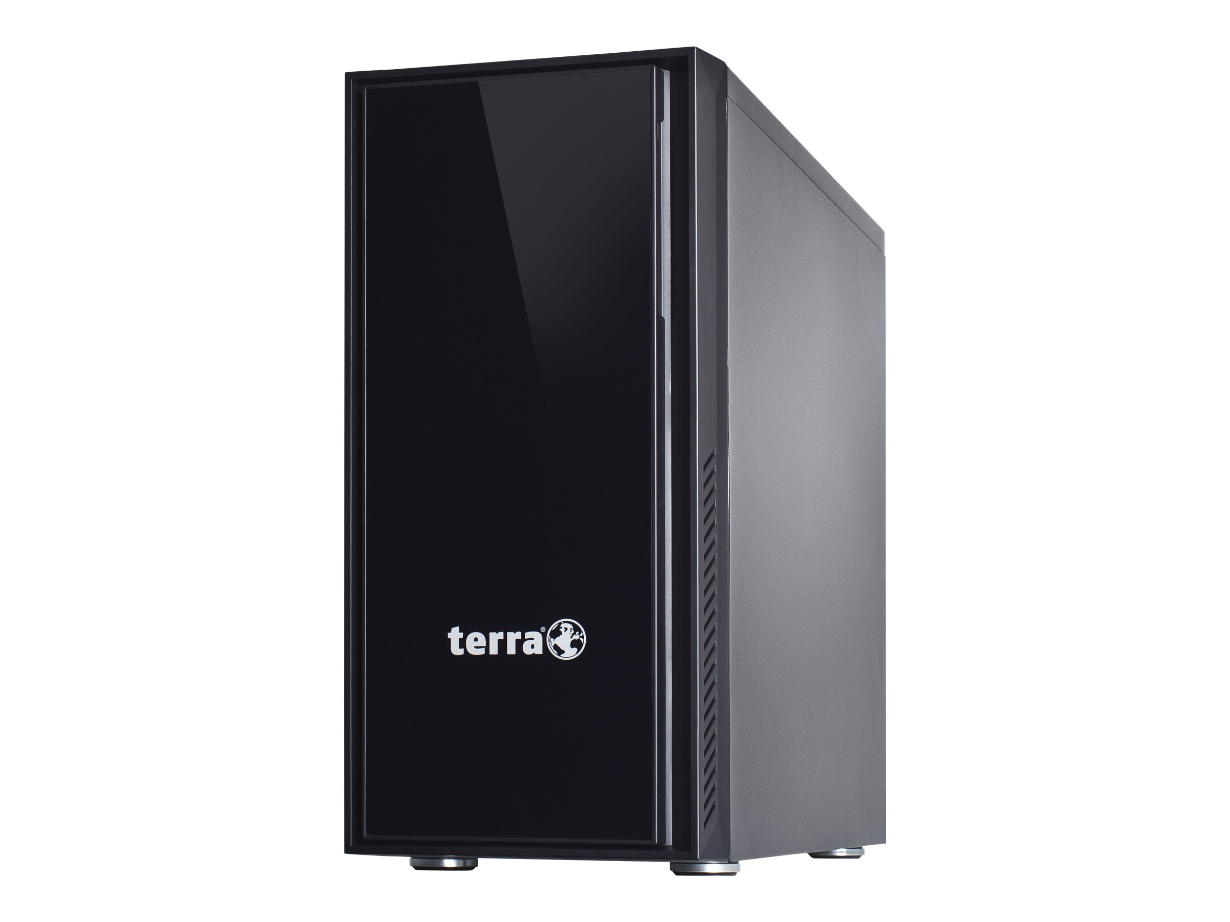 Wortmann TERRA WORKSTATION 7500 SILENT vPro - MDT - 1 x Xeon E5-1620V4 / 3.5 GHz - RAM 16 GB - SSD 250 GB, HDD 500 GB - DVD-Writ