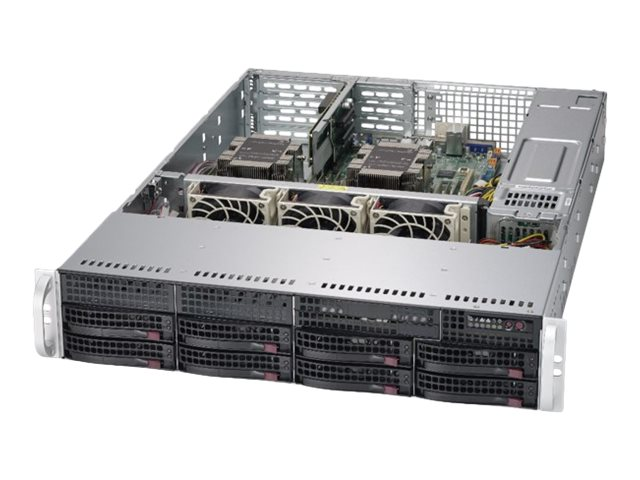 Supermicro SuperServer 6029P-WTR - Server - Rack-Montage - 2U - zweiweg - RAM 0 GB