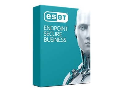ESET Secure Business - Abonnement-Lizenz (1 Jahr) - 1 Platz - Volumen - 100-249 Lizenzen - Linux, Win, Mac, Android, iOS