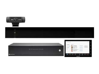 Polycom CX8000 for Microsoft Lync - Kit für Videokonferenzen - mit Raumkamera
