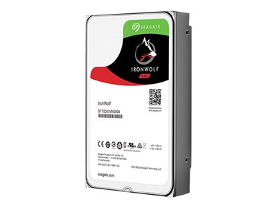 Seagate IronWolf ST4000VN008 - Festplatte - 4 TB - intern - 3.5