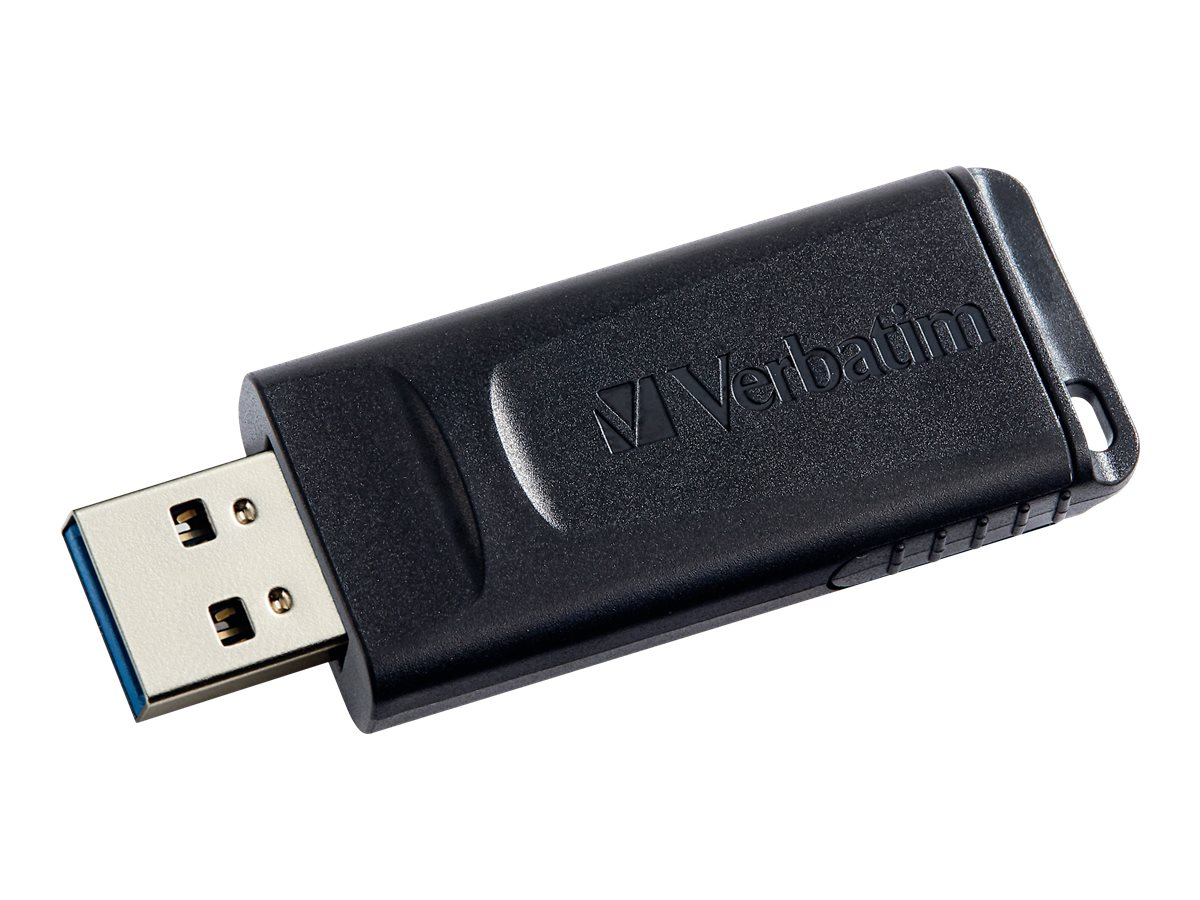 Verbatim Store 'n' Go Slider - USB-Flash-Laufwerk - 64 GB - USB 2.0