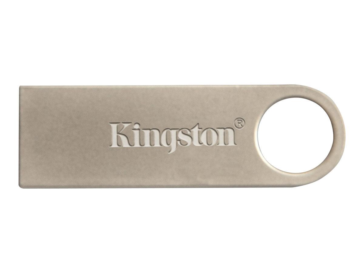 Kingston DataTraveler SE9 - USB-Flash-Laufwerk - 64 GB - USB 2.0