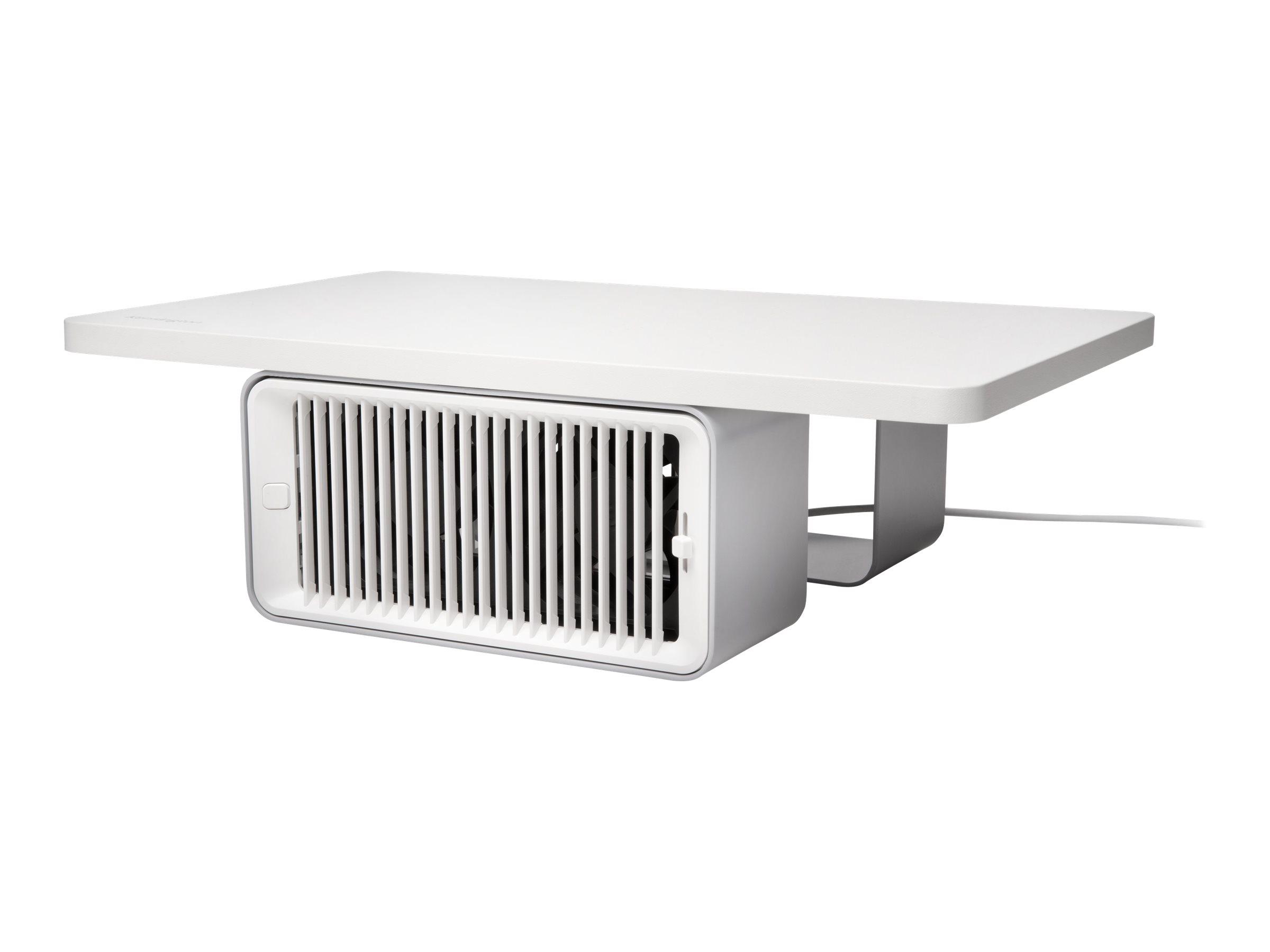 Kensington CoolView Wellness Monitor Stand with Desk Fan - Bildschirmständer