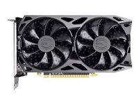 EVGA GeForce GTX 1650 XC ULTRA GAMING - Grafikkarten - GF GTX 1650 - 4 GB GDDR5 - PCIe 3.0 x16 - HDMI, 2 x DisplayPort