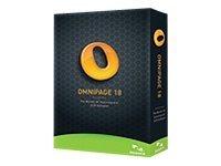OmniPage Standard - (v. 18) - Lizenz - 1 Benutzer - ESD - Win
